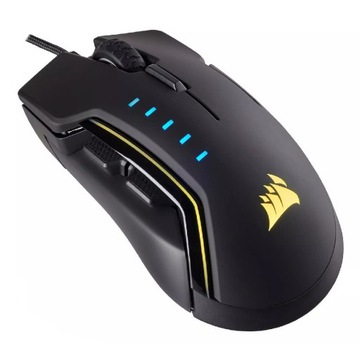 Mysz Corsair Gaming Glaive RGB czarna