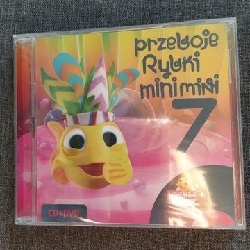 Przeboje rybki Mini Mini 7