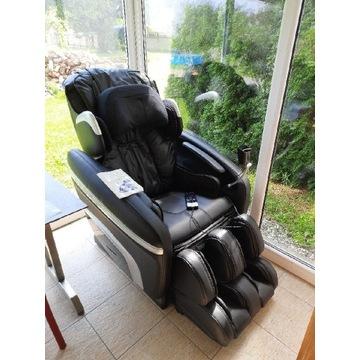 Fotel masujący pro wellness 3d pro