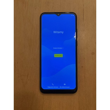 Motorola G8 Power Lite + case