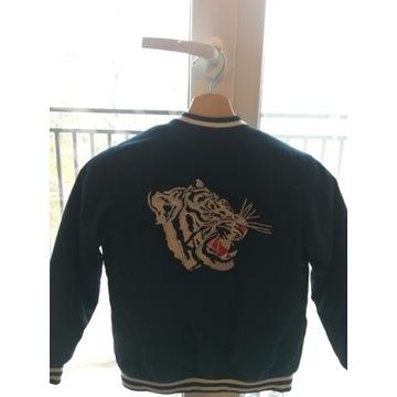 Kurtka dziecięca H&M tygrys 122 super stan