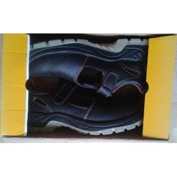 Buty robocze SANDAŁ Bezpieczny S1 SRC rozm. 43