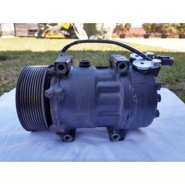 Kompresor sprężarka klimatyzacji Scania P,G,R,T OE