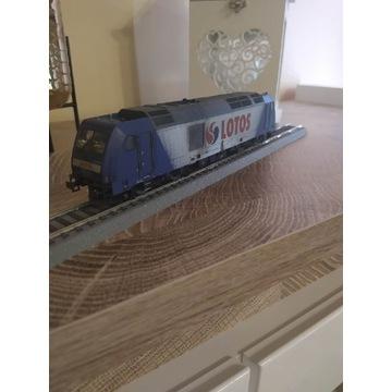 Lokomotywa h0 LOTOS diesel rarytas patyna DCC