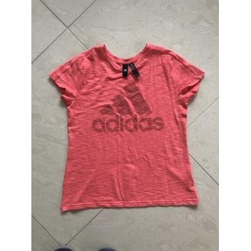 Nowe koszulki adidas damskie