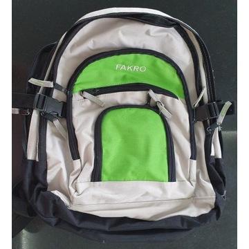 Plecak FAKRO ze ściągaczami mały bagaż podręczny
