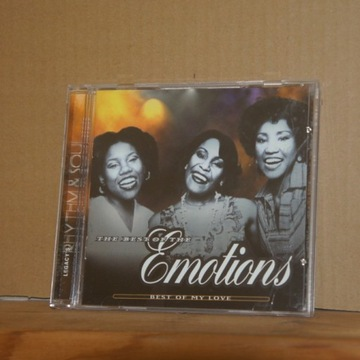 cd87. EMOTIONS BEST OF MY LOVE THE BEST OF THE EMO