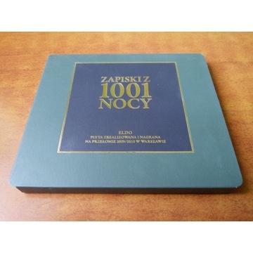 Eldo Zapiski z 1001 nocy 1 wydanie 2010 + Autograf