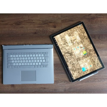 Microsoft Surface Book 2 15 i7-8650U/16GB/1TB