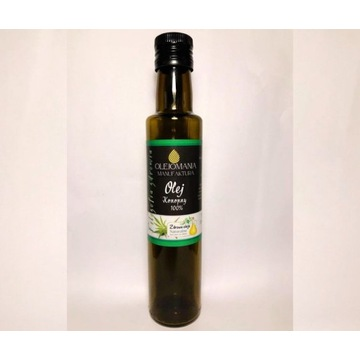 Olej konopny nierafinowany 500 ml