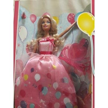 Lalka Barbie na balu