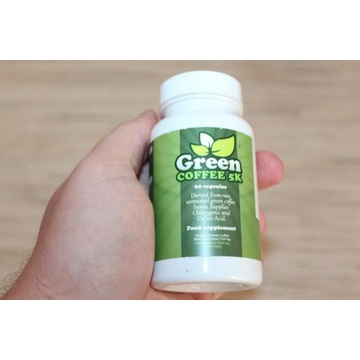 Green Coffee 5K tabletki odchudzające /odchudzanie