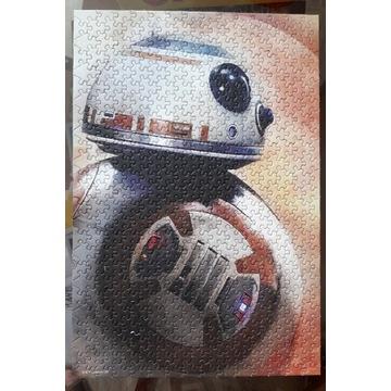 Puzzle Star Wars Nano 362 elementy