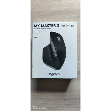 MX Master 3 for MAC 910-005696