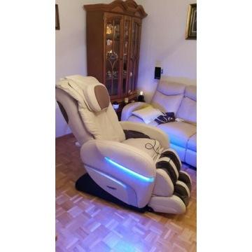 Fotel masujacy Pro Wellness Madrid