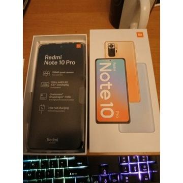 Xiaomi Redmi Note 10 Pro 6/128GB Szary