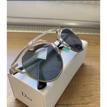 Okulary Dior jak nowe lustrzanki
