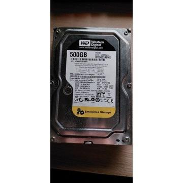 WD RE4 500GB swietny stan