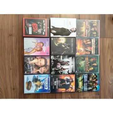 Filmy DVD różne