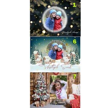 Świąteczne E-kartki