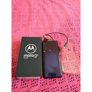Telefon Motorola g 8 +