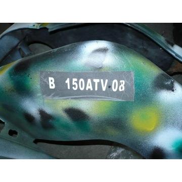 Kład ATV, B150ATV -08
