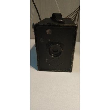 Stary aparat skrzynkowy agfa