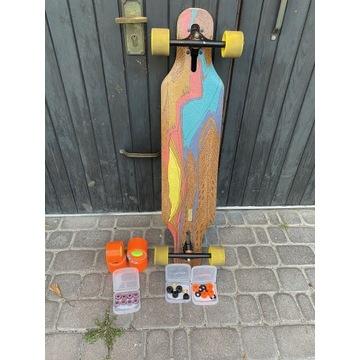 Loaded icarus flex 2 deskorolka longboard