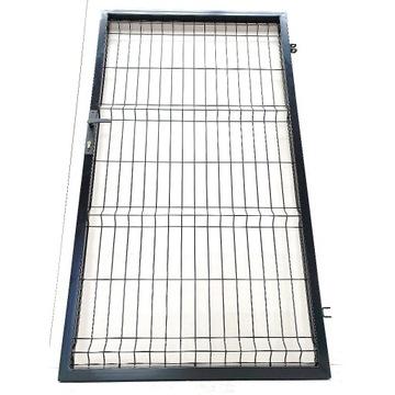 Furtka panelowa 3d 1500x1000 fi 4 panel drut DOWÓZ