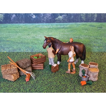 Schleich | Horse Care Set MEGA OFERTA!!