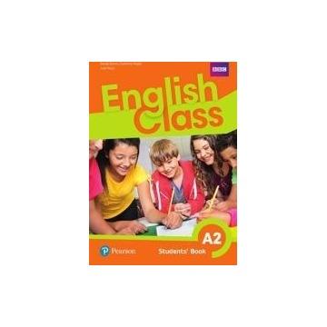 ENGLISH CLASS A2 PODRĘCZNIK PEARSON