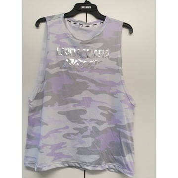 Koszulka bez rękawów LABELLAMAFIA ARMY r.M -50%