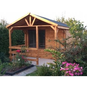 Domek ogrodowy570cm/300cm