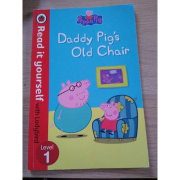 Peppa Pig, Daddy Pig's Old Chair, level 1