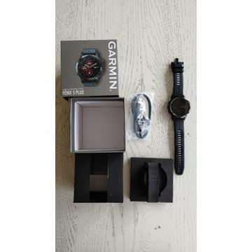 Garmin Fenix 5 plus Sapphire Fenix 5+ stan idealny