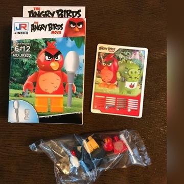 Angry birds figurka klocki jak lego