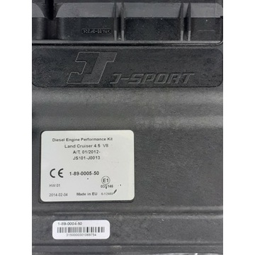 Power Box, moduł mocy Toyota Land Cruiser 4.5 V8