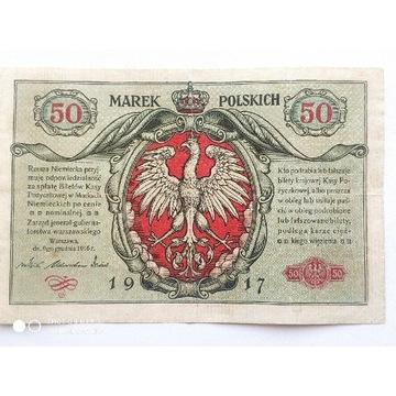 50 Marek Polskich 1916 r.