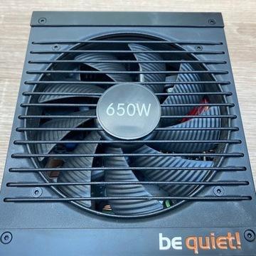 Be Quiet z1-650w POWER ZONE