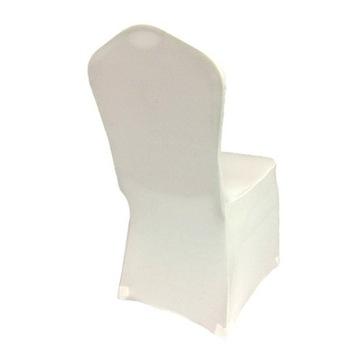 Spandex Lycra pokrowiec na krzesło ślub bankiet