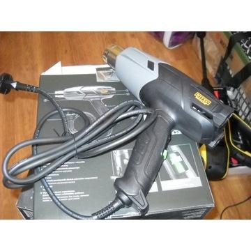 nowa opalarka elektryczna 2000 watt z dyszami