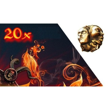 Path of exile 20x Exalted Orb nowa liga ULTIMATUM