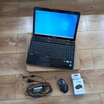 Laptop Toshiba C660 (i5 2,67; 8RAM; nowy 128 SSD)