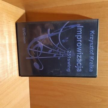 Krzysztof Kralka Improwizacja 251 swing DVD