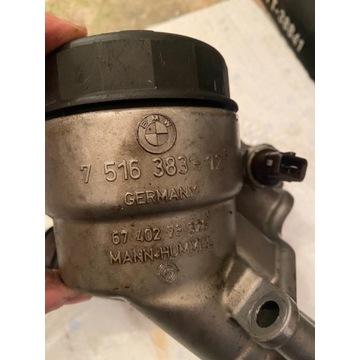 Podstawa filtra oleju N52 bmw e60 e90 e89 x3