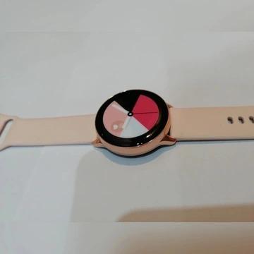 Samsung Galaxy Watch Active Gold - Atrapa