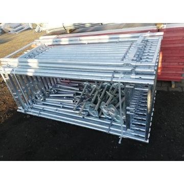 Rusztowanie pletak 70 - 12x6,5 m