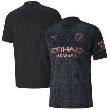 Koszulka Manchester City 20/21! WYPRZEDAŻ! M