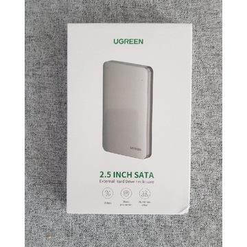 UGREEN obudowa dysku KIESZEŃ SSD HDD 2.5'' USB-C