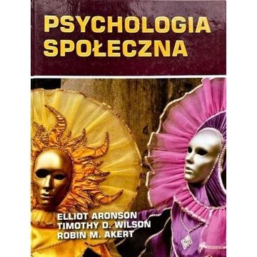 Psychologia społeczna Aronson 2006 UNIKAT